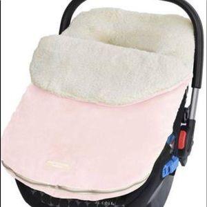 JJ Cole Original Bundleme infant pink